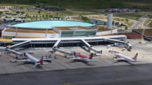 AEROPORTO ZUMBI DOS PALMARES