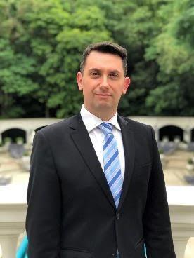Leandro Cassio, diretor de Vendas e Marketing do Palácio Tangará