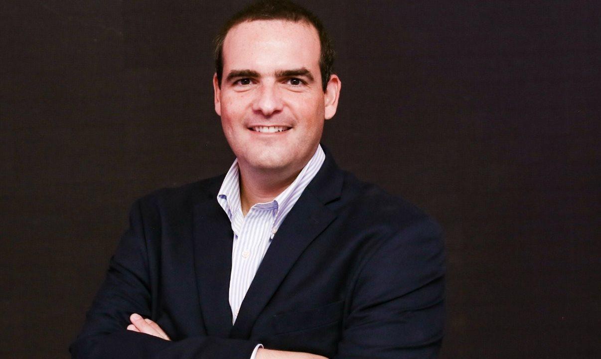 Ricardo Bluvol, vice-presidente de Desenvolvimento da companhia