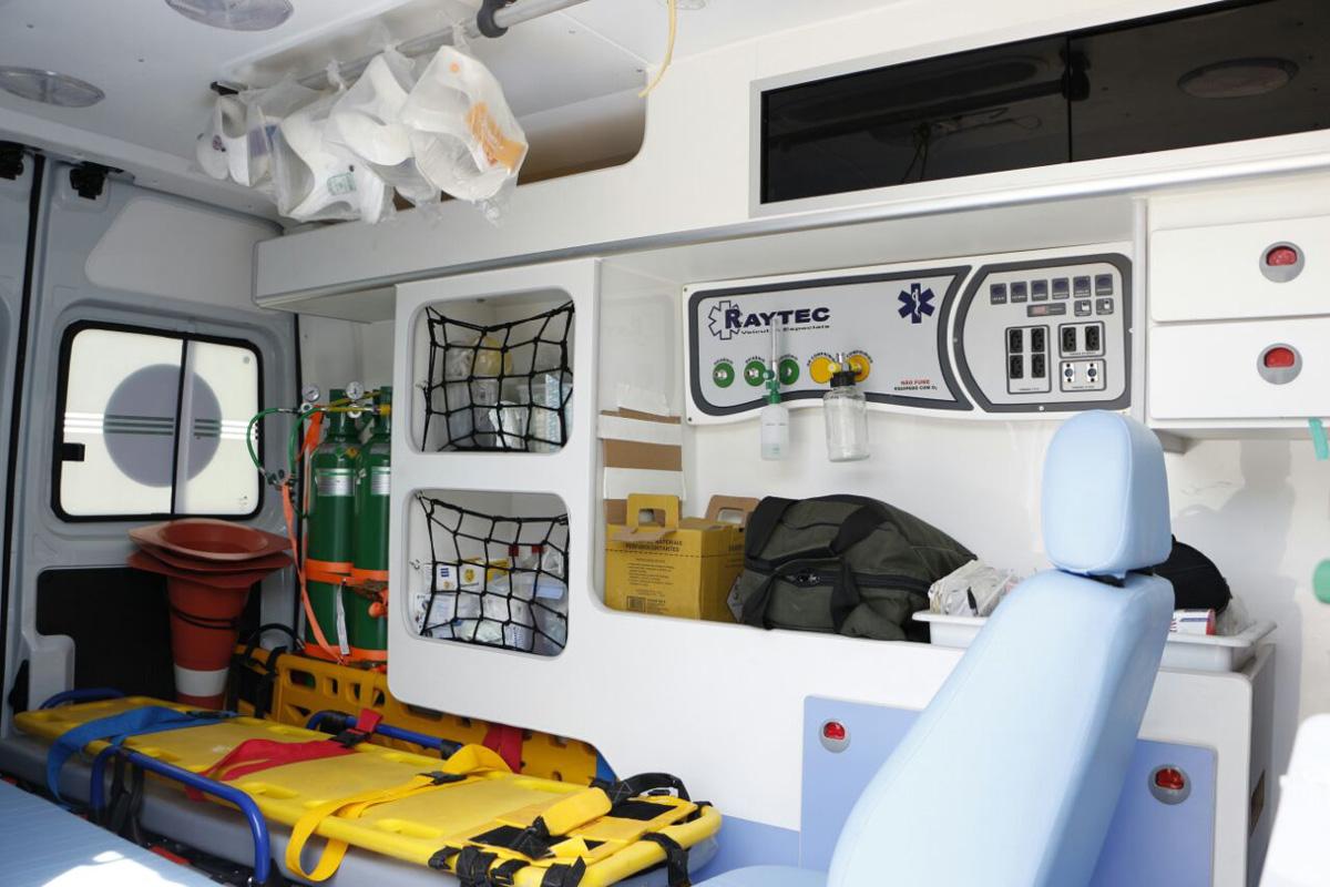 Nova ambulância do Samu irá garantir atendimento qualificado para mais de 35 mil alagoanos e turistas (Crédito: Thiago Henrique)