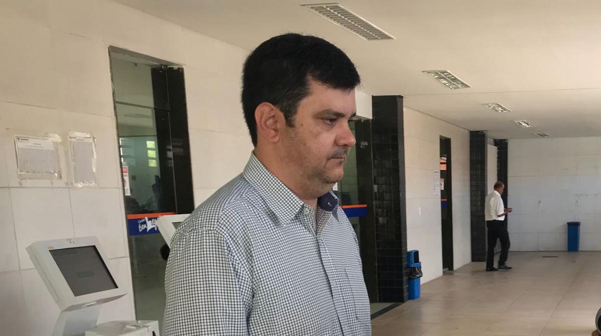 Tony Melo, gerente do Sinturb Maceió (Foto: Cortesia)