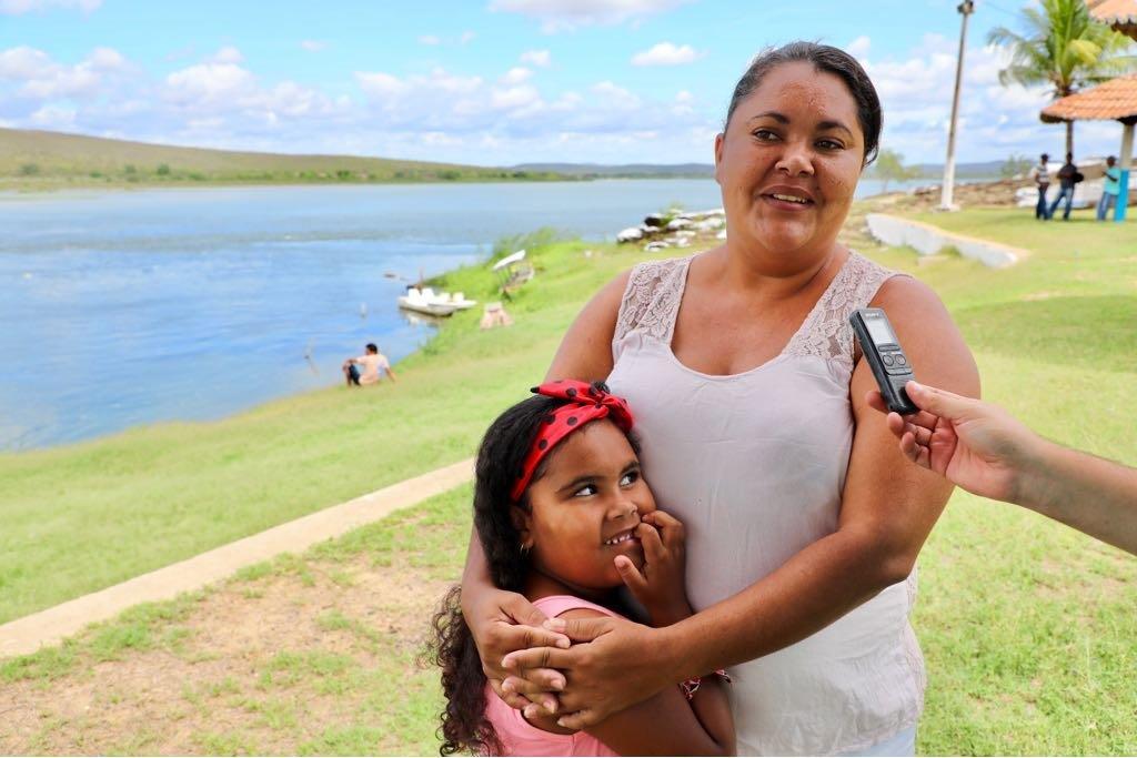 Moradores de Belo Monte esperaram por décadas pela implantação do acesso de 27 quilômetros (Fotos: Márcio Ferreira)