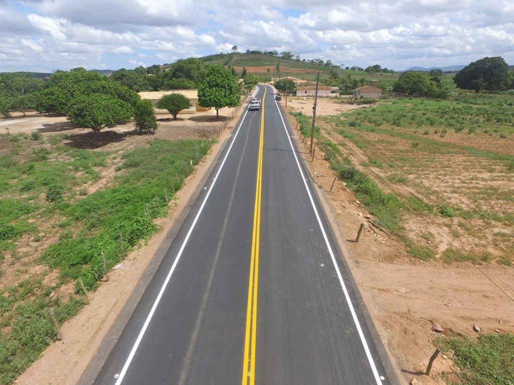 Estrada melhora aspectos do cotidiano, promovendo mais segurança viária (Ascom Setrand)