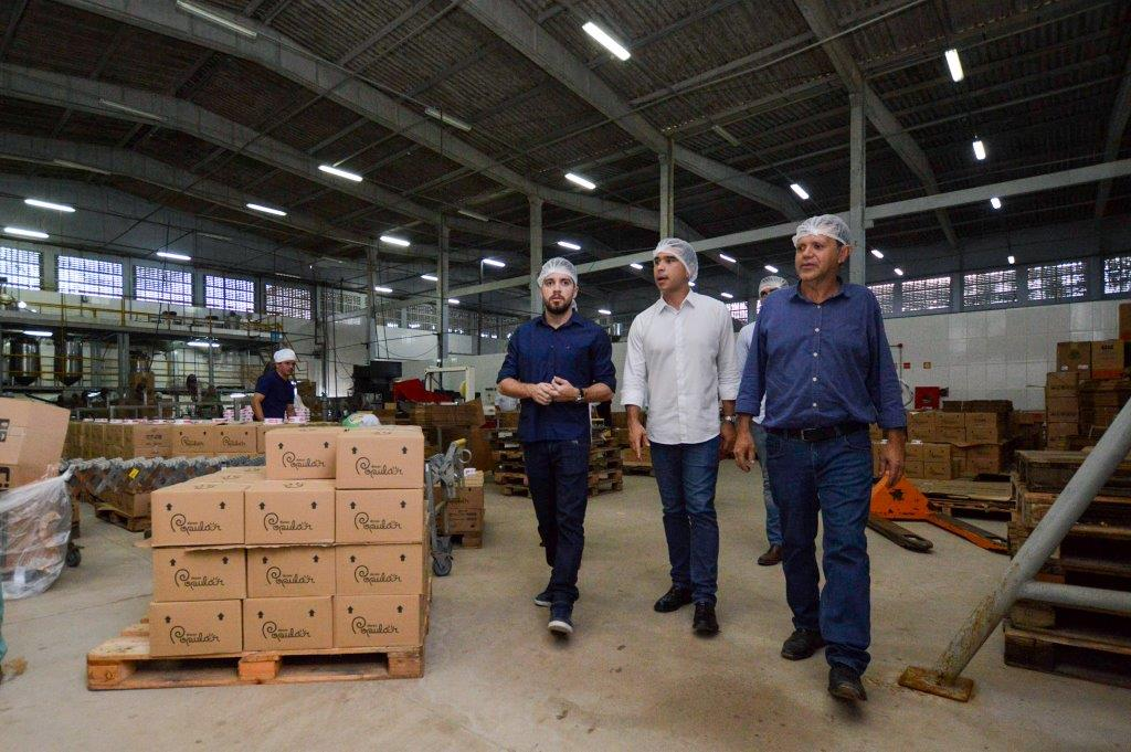 Indústrias da região geram centenas de vagas para população (Ascom Sedetur)