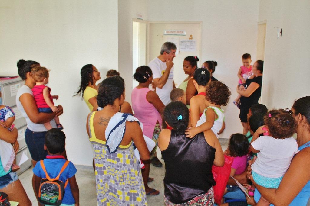 Ações da Primeira Infância / (Fotos: Ascom Prefeitura de Pão de Açúcar