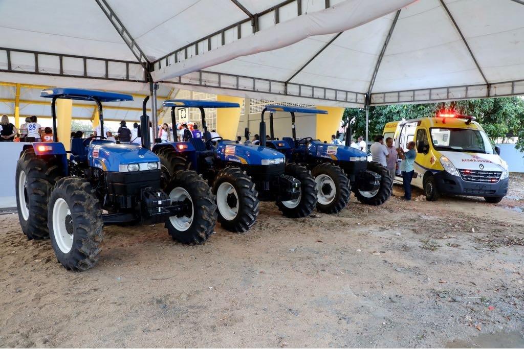 Já foram construídos mais de 40 ginásios em Alagoas, até o final do ano serão 100 novos equipamentos esportivos