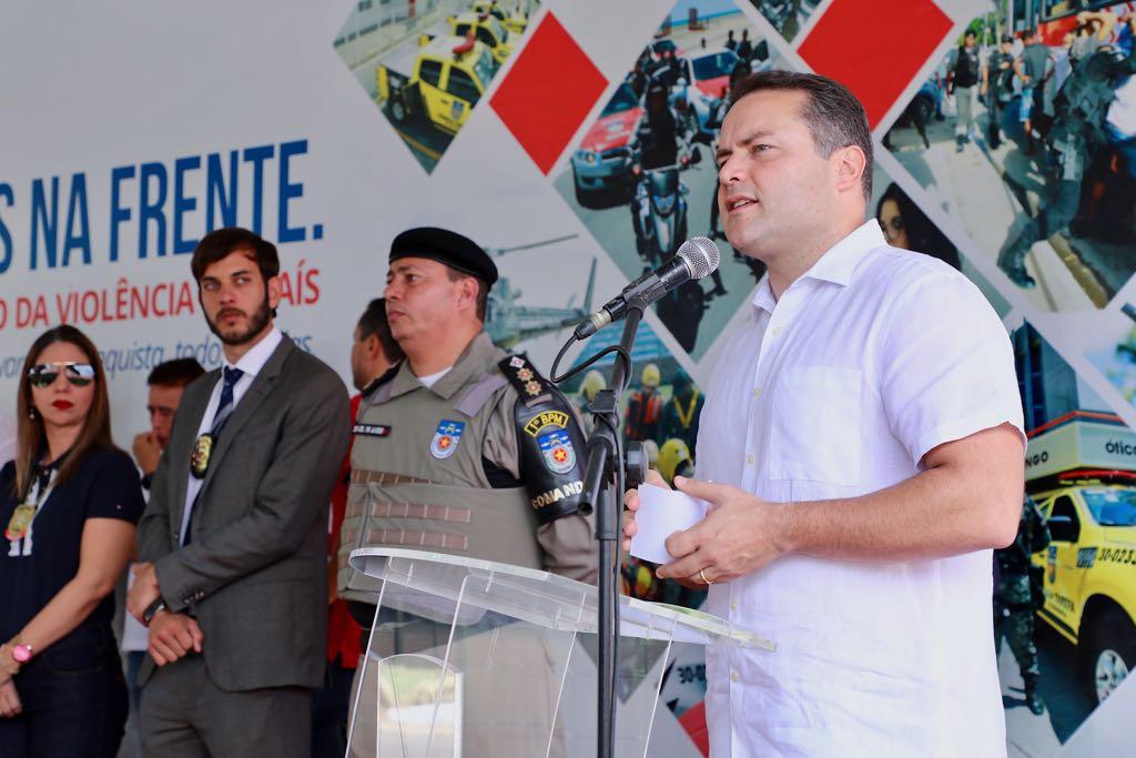Governo planeja investir mais de R$ 60 milhões na melhoria da estrutura de Segurança Pública em todo o Estado (Fotos: Márcio Ferreira)