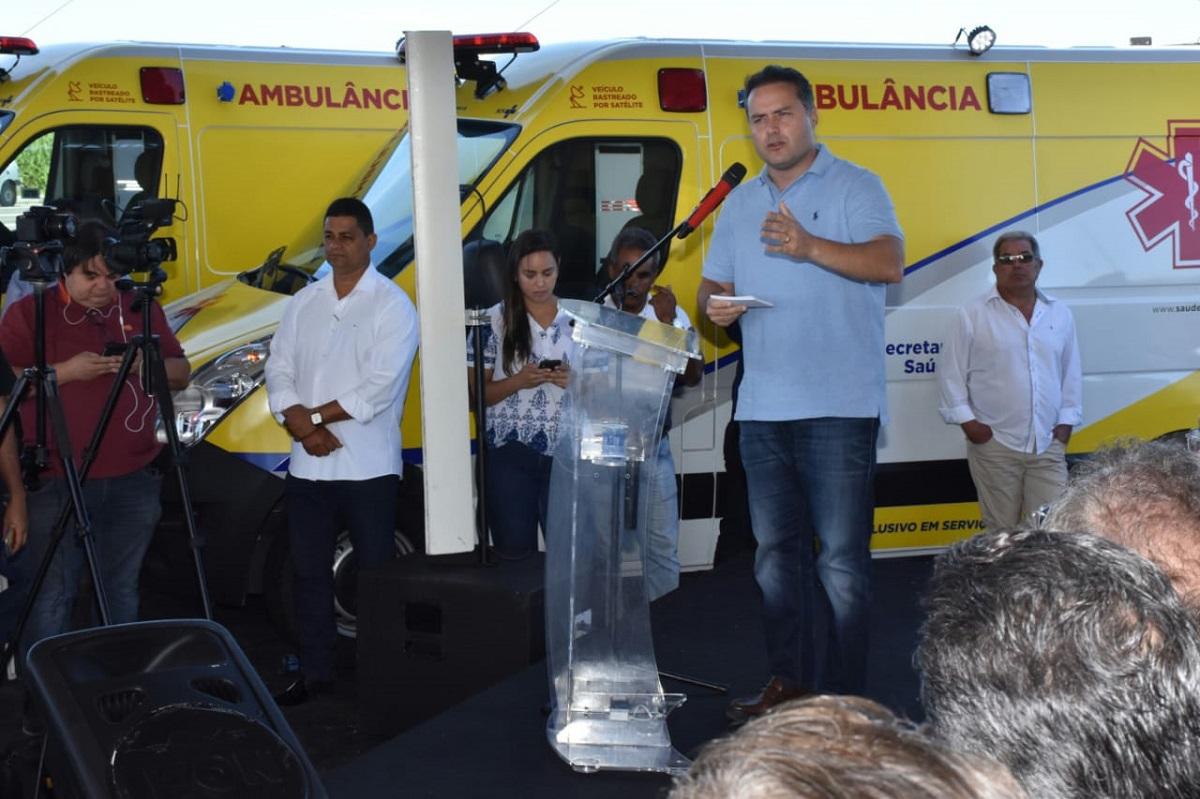 Neste primeiro trecho, que liga a Barra de São Miguel a São Miguel dos Campos, foram investidos R$ 48 milhões (F