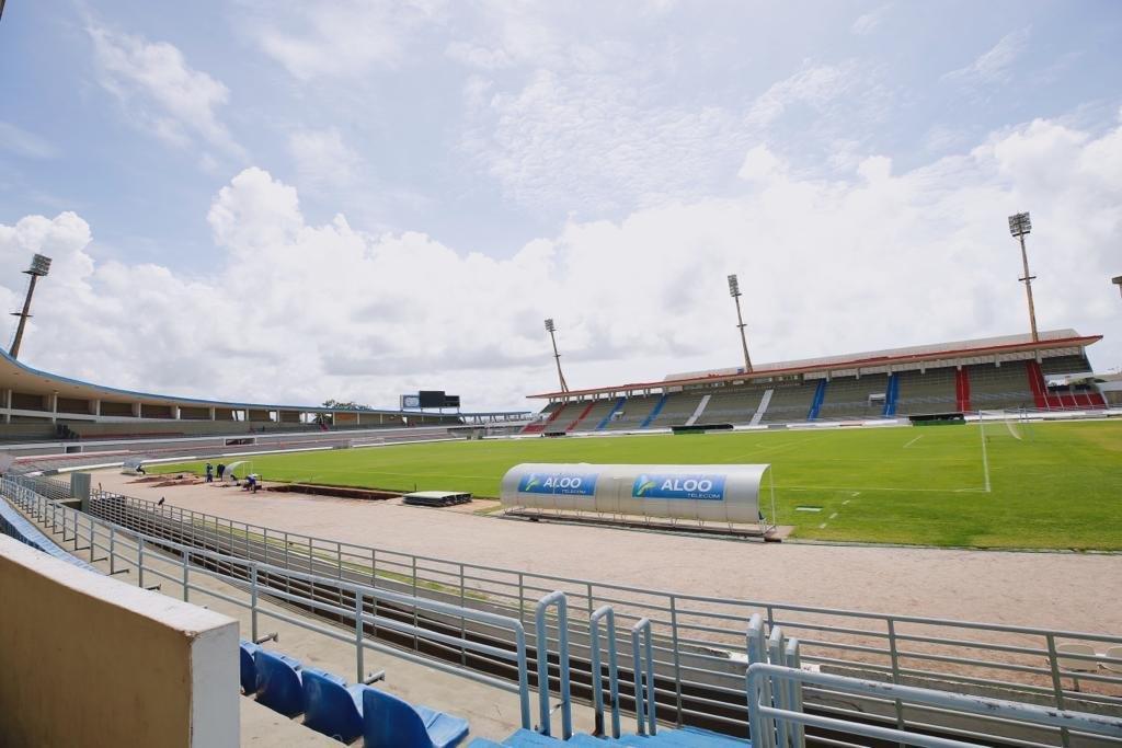 No total, Estádio Rei Pelé vai receber R$ 11,9 milhões em investimentos para melhorias estruturais (Fotos: Márcio Ferreira)