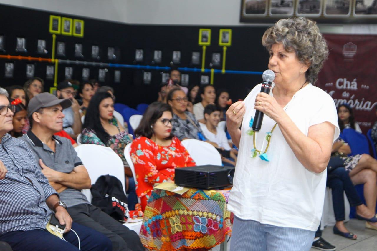 Estreia do Projeto Alagoanidade, levou ao Arquivo Público várias manifestações culturais, como pastoril, coco de roda, exposição de artesanato (Foto: André Palmeira)