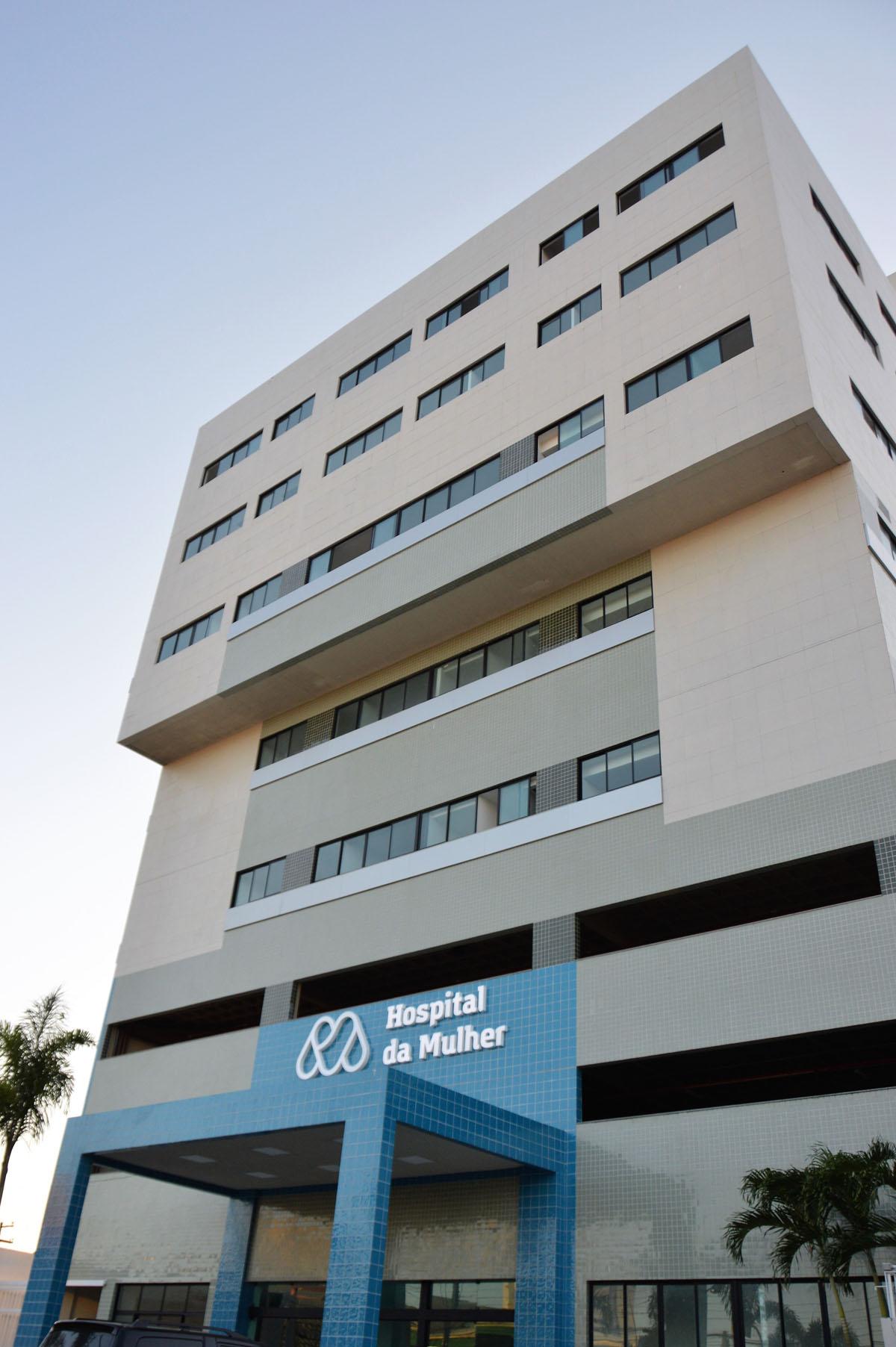 Hospital da Mulher conta com mobiliário e equipamentos de última geração (Carla Cleto)