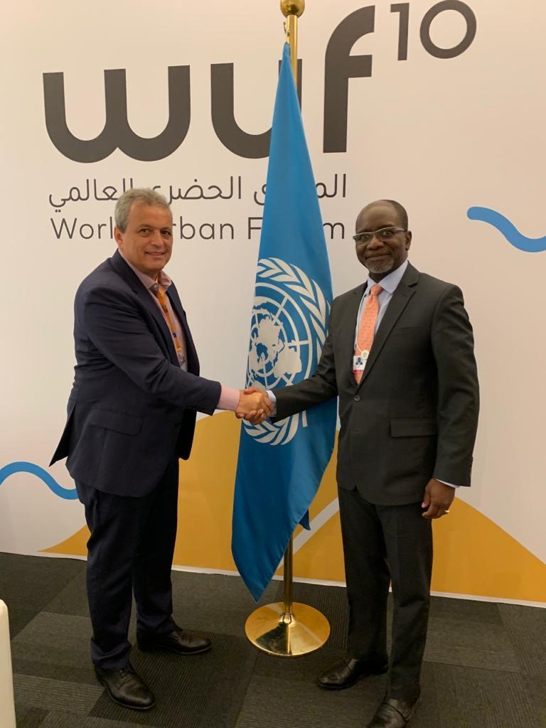 Um dos pontos relevantes do encontro foi a proposta apresentada pela ONU para implantar um projeto piloto de regularização fundiária nas comunidades (Ascom Sefaz